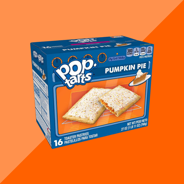 Pumpkin Pie Pop-Tarts Are Back