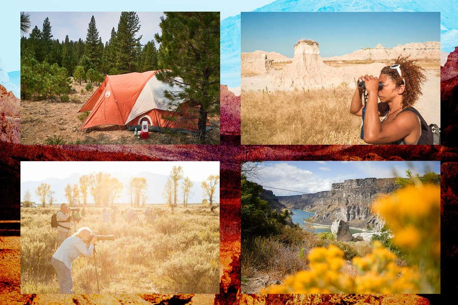 Looking for Campers of Color Across America's National Parks
