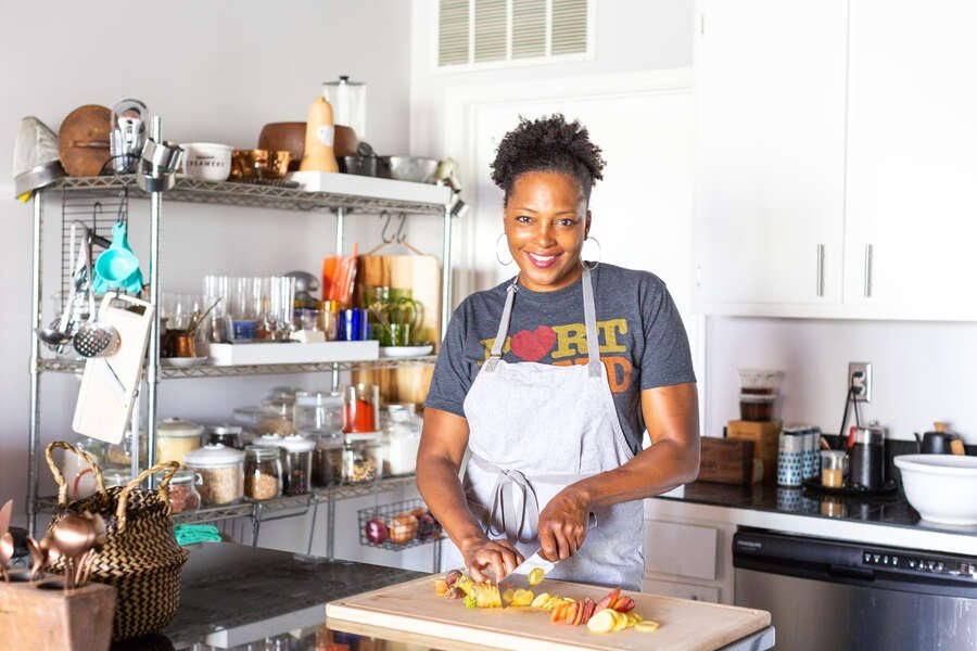 How Chef Dawn Burrell Discovered Her New Food Style