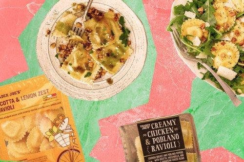 A Guide to Trader Joe's' Many Varieties of Ravioli