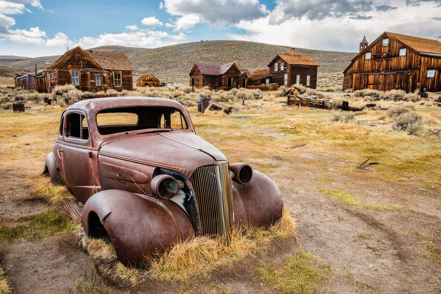 Abandoned Towns Across America You Can Actually Visit