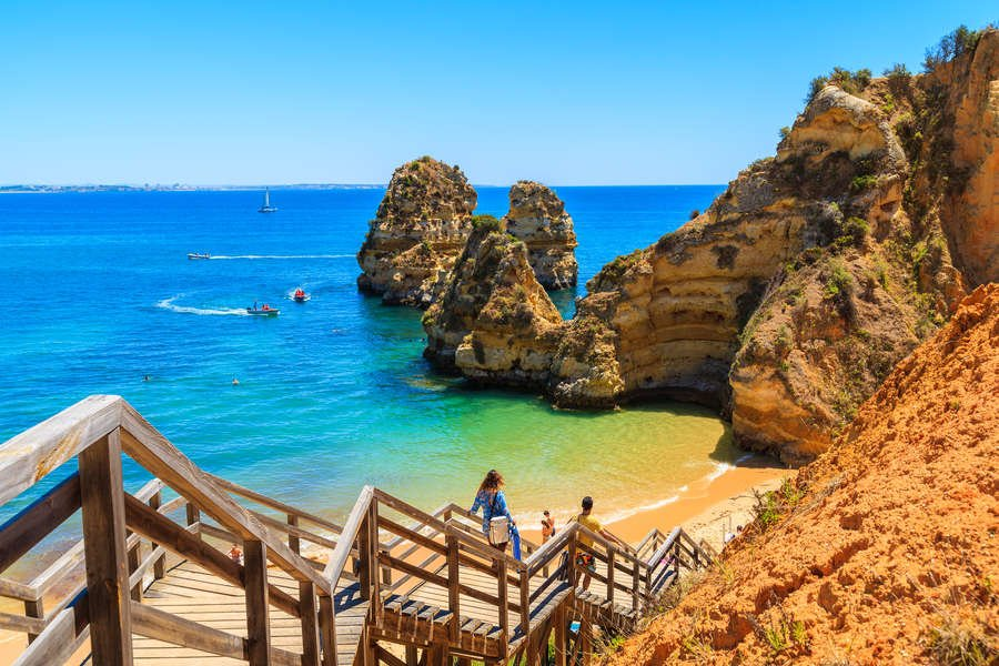 The Best Beaches (And Secret Sea Caves!) in Portugal