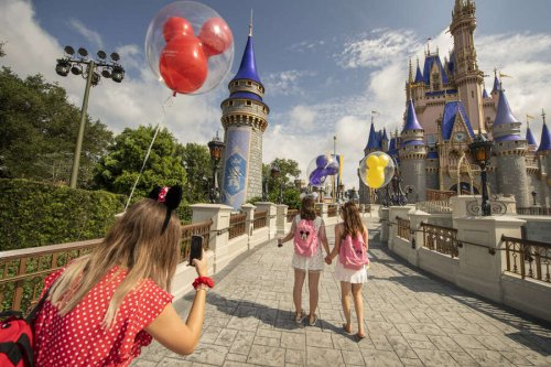 Disney World Is Updating Its Outdoor Mask Rules for Visitors