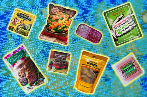 The Very Best Keto-Friendly Foods at Trader Joe's