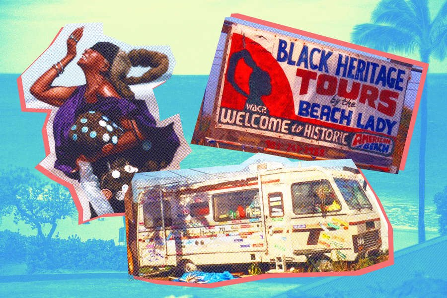 Wading Through History At American Beach, Florida's First Black Beach Resort