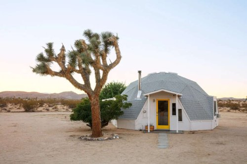 The Coolest, Wackiest Places to Stay in Joshua Tree