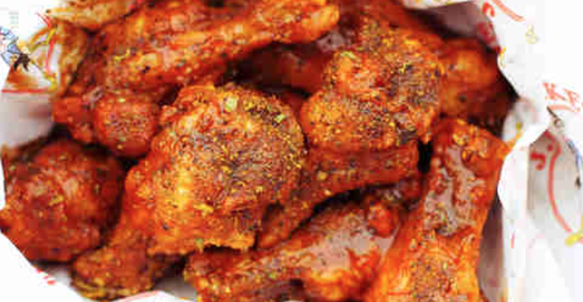 The Best Wings in Every State in America