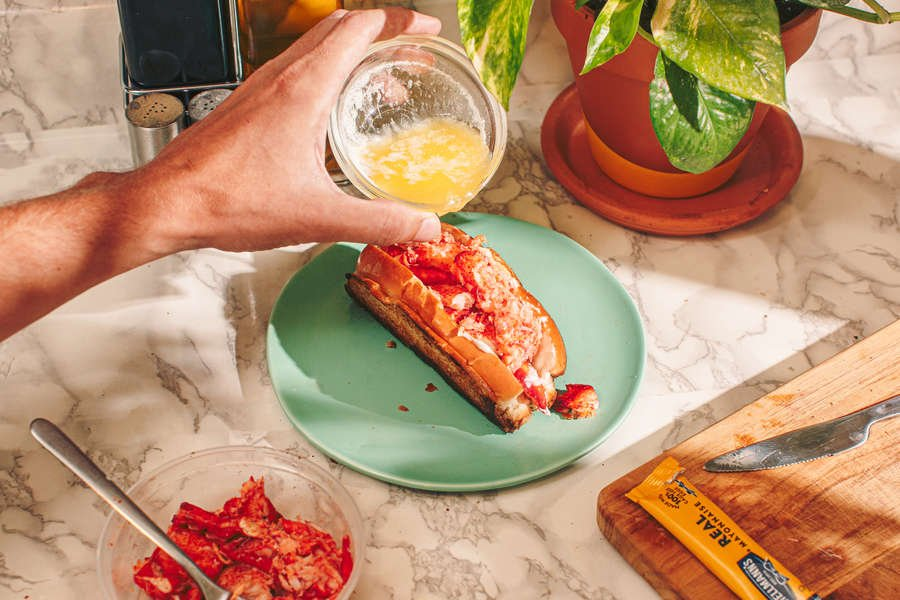 Weekend Project: How To Make Lobster Rolls From Anywhere
