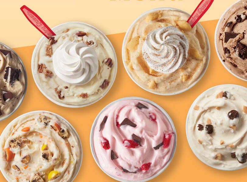 Dairy Queen's Fall Blizzard Lineup Is Here with 7 Flavors