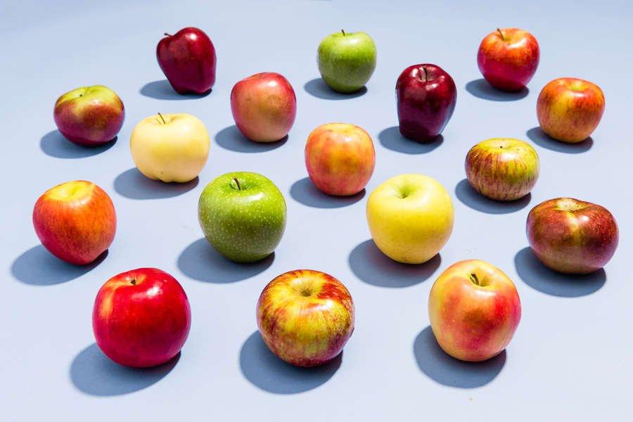 Apples, Ranked