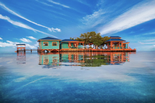 We Are Not Mad at This Private Island Airbnb Situation