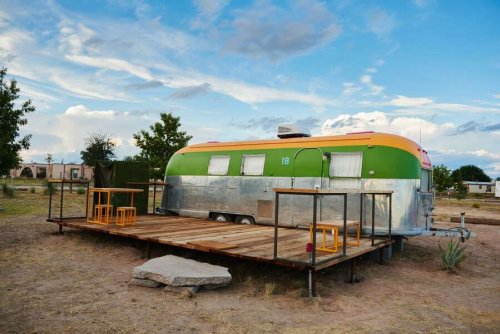 Funky Airstreams & Tiny Cabins: Where to Go Glamping This Spring