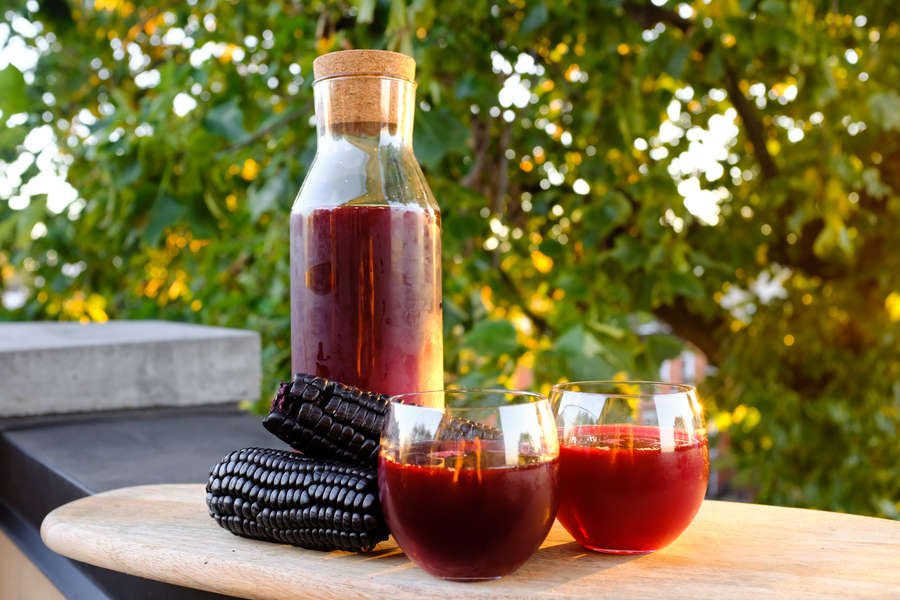 Weekend Project: How To Make Your Own Chicha Morada Cocktail