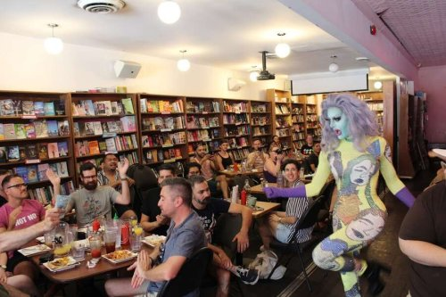 The World's Oldest LGBTQ Bookstore Is Still a Toronto Icon