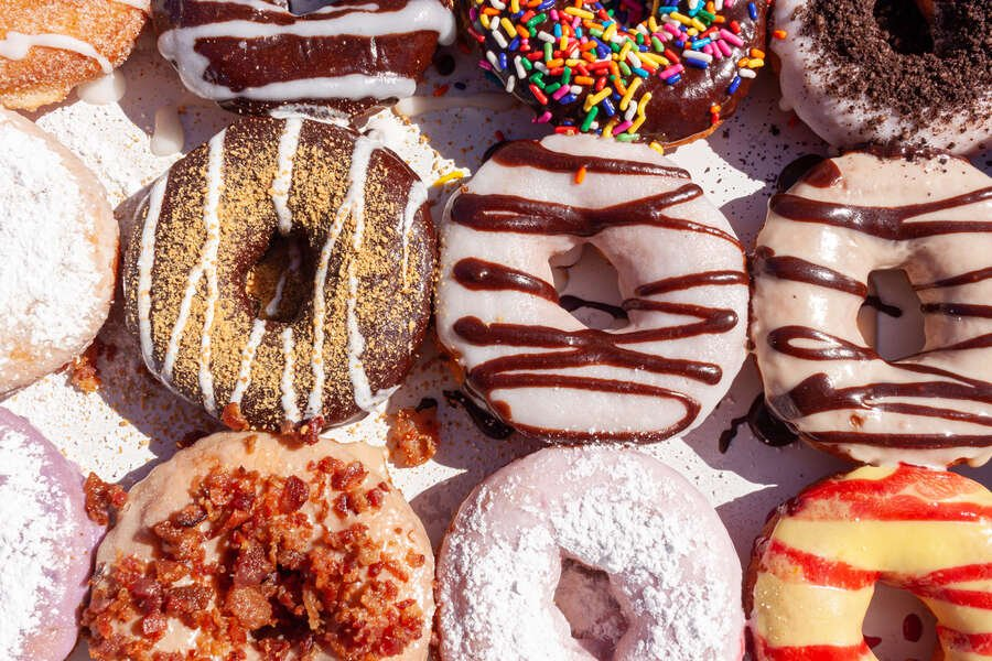 Doughnut or Donut? Who Cares? They're Delicious! - cover