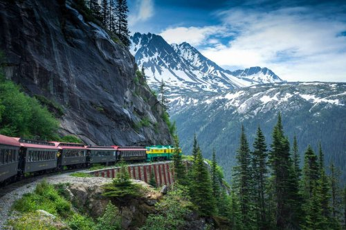 The Most Magnificent Train Rides in America