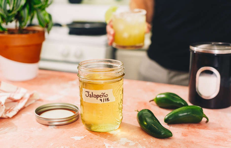 Weekend Project: Homemade Simple Syrups
