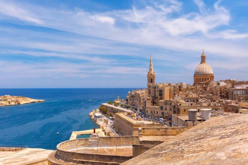 Malta Will Pay for Part of Your Trip This Summer