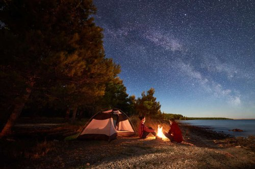 The Best Places to Camp Around NYC Without a Car