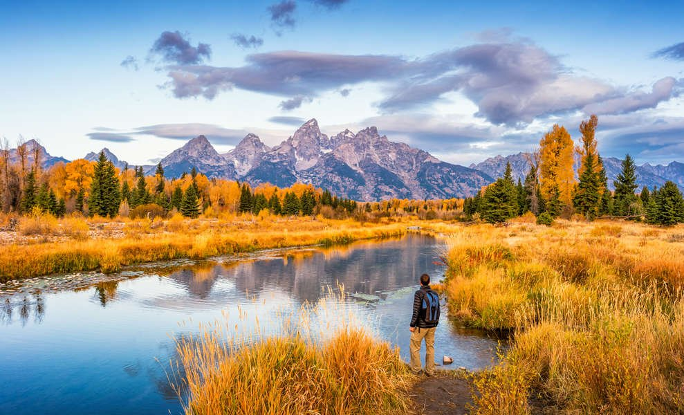Why Fall Is the Best Time to Visit Our National Parks