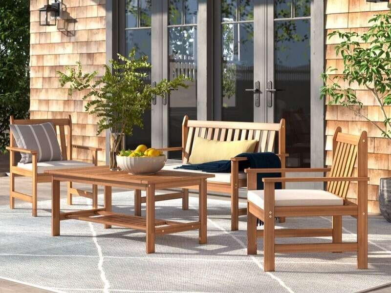 Get Everything You Need for Fun Outdoor Hangs During Wayfair's Massive 4th of July Sale