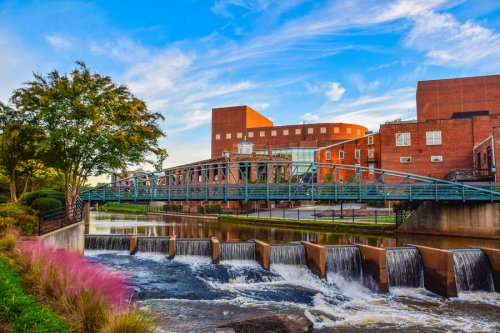 How Greenville Became America's Coolest New Weekend City