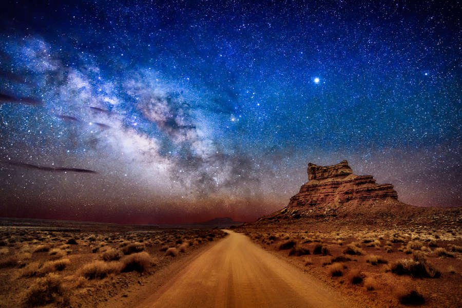 The Best Places to Stargaze in the U.S. Right Now