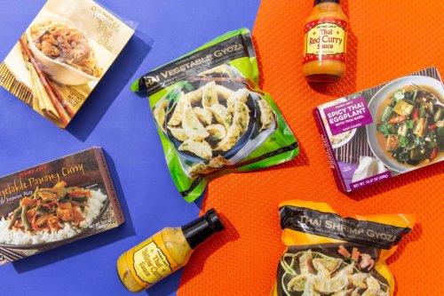 All the Thai Food at Trader Joe's, Reviewed