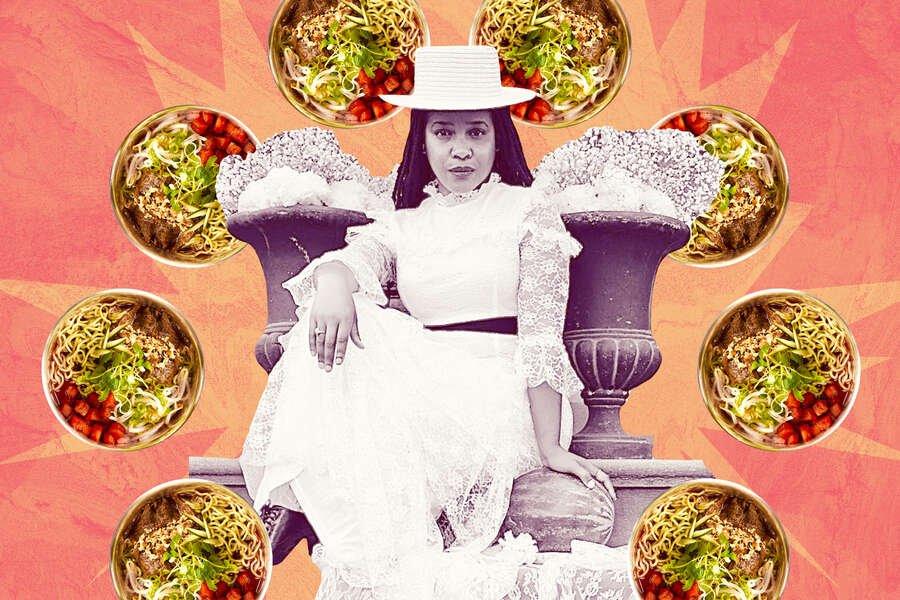 Chef Rasheeda Purdie Is Using Ramen To Celebrate the Legacy of Juneteenth