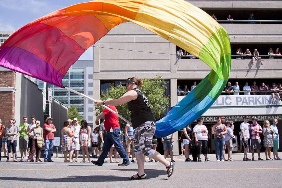 How Salt Lake City, of All Places, Built America's Most Impressive Pride Celebration