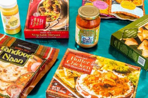 All the Indian Food at Trader Joe's, Reviewed