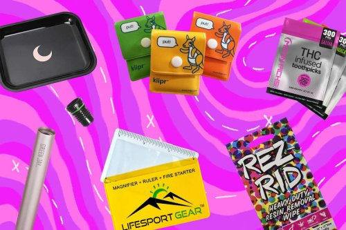 Road Trip-Ready Weed Accessories to Help Enhance Your Next Getaway