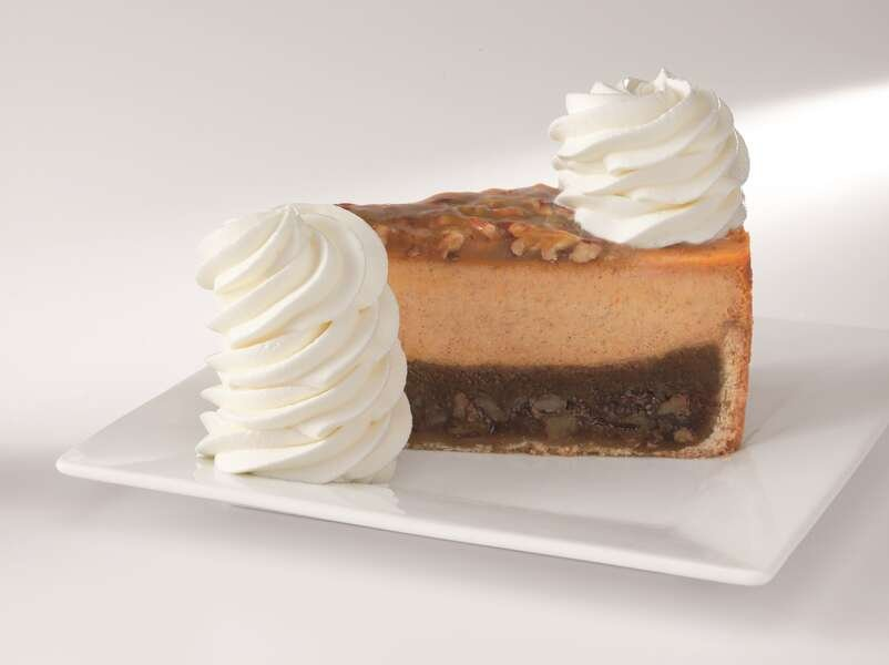 Cheesecake Factory's Fall Cheesecake Flavors Are Here
