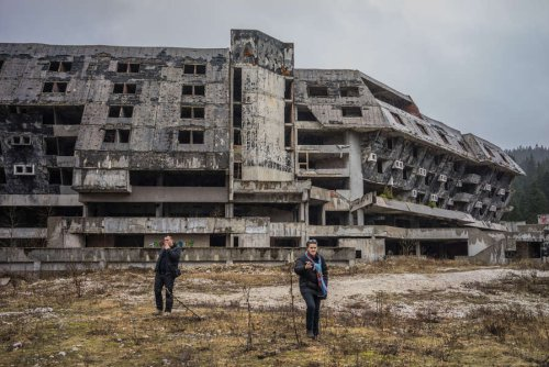 These Abandoned Olympic Venues Prove the Games Are a Giant Waste of Money