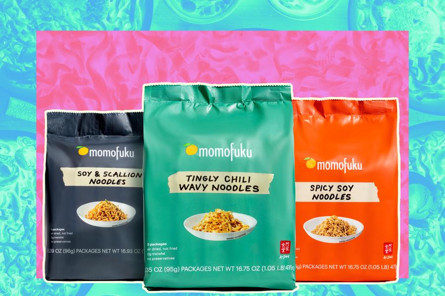 We Tried Momofuku's New Line of Instant Noodles