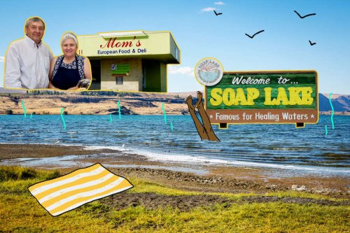 This Long-Forgotten Lake Town Has Healing Waters and Bangin' Sausages