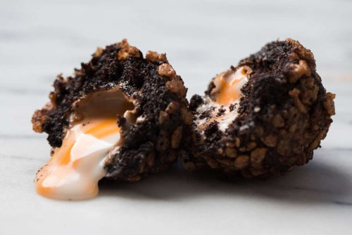 Cadbury Scotch Eggs: What They'd Serve If Your Childhood Had a Bar