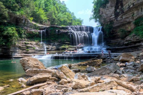 The 11 Best Waterfall Hikes Around Nashville