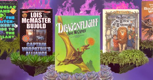 The 21 Best Science Fiction and Fantasy Book Series Ever