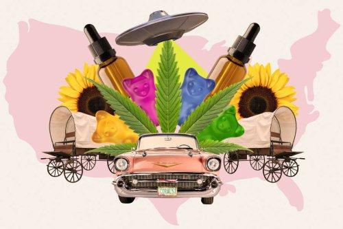 Every Recreational Cannabis Delivery Service, by State