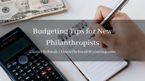 Budgeting Tips for New Philanthropists