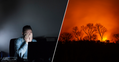 Arianna Huffington: Why Burned Out People Will Keep Burning Up the Planet