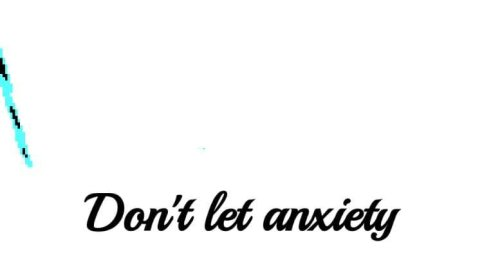 Don't let anxiety and depression define you