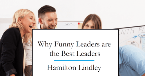 Funny Leaders are Better Leaders