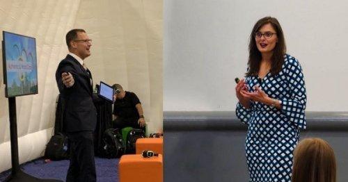 "Holly Duckworth & Eric Szymanski of Leadership Solutions International: ""We start with shared vision"""