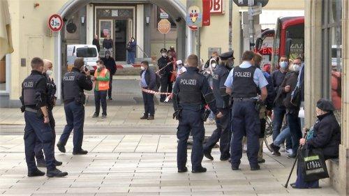 Erfurt: Verdächtiger Koffer war harmlos – Hauptbahnhof wieder freigegeben