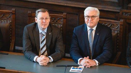 Bodo Ramelow: Zweiter Chefsessel für den Ministerpräsidenten?