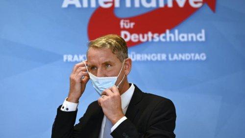"""AfD-Thüringen will Volksbegehren – """"Corona-Extremismus"""""""