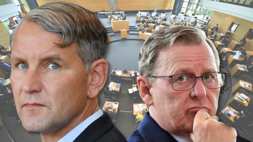 Björn Höcke klar gescheitert: Misstrauensantrag abgeschmettert!