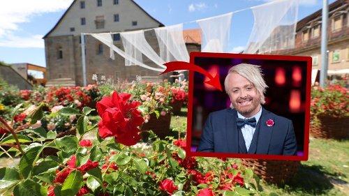 Buga Erfurt: Star-Auflauf! ER macht die Bundesgartenschau zur Party